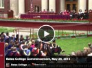 Multimedia: Commencement Weekend 2014