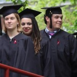 Video: Commencement sights, sounds and moments that will last a lifetime