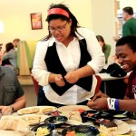 Video: Students dish out creativity in Iron Chef competition