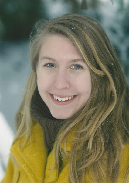 A 2013 graduate of Bates, where she majored in environmental studies and graduated Phi Beta Kappa, Ellen Gawarkiewicz of North Falmouth, Mass., has received a 2014 Fulbright English Teaching Assistantship for work in Nepal. (Courtesy photo)