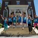 Video: Alumni Parade at Reunion 2014