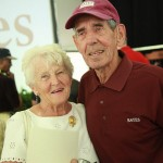 "William ""Chick"" Leahey '52, celebrated Bates baseball coach, receives Papaioanou Award for Extraordinary Service"
