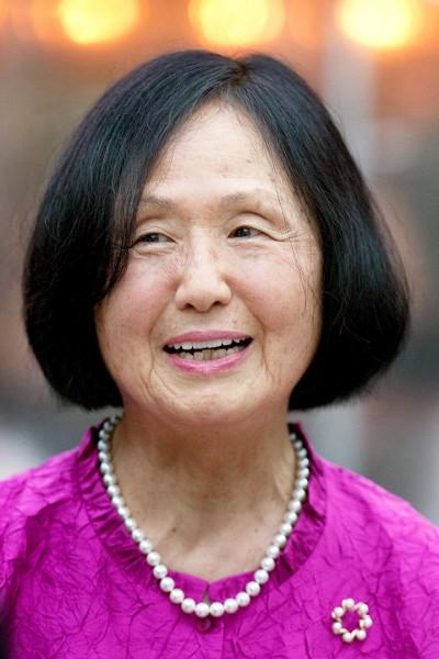Atsuko Hirai, the college's Kazushige Hirasawa Professor Emerita of History, died July 14, 2014. (Phyllis Graber Jensen/Bates College)