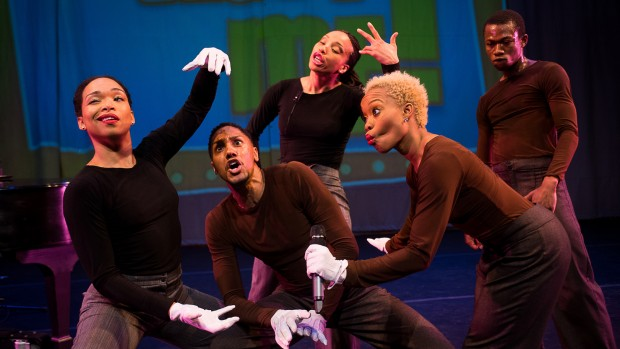 Camille A. Brown & Dancers. (Christopher Duggan)