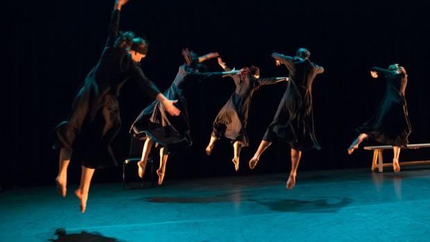 Prometheus Dance. (Donny Zaltsberg)