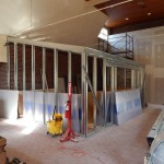 Campus Construction Update, Aug. 14, 2014: An Intercultural Education Office preview