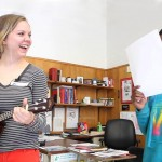 Video: Lewiston children's poetry inspires thesis music by Catherine Strauch '14