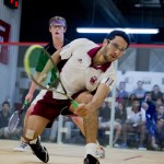 Bates alumni and parents give $260,000 for 'game-changer' squash court