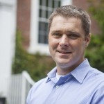 Bates welcomes new faculty: Brett Huggett, biology