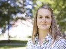 Bates welcomes new faculty: Katharine Ott, mathematics