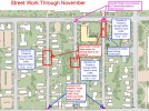 Campus Construction Update: Oct. 30, 2014