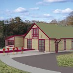 Bates to build rowing boathouse on the Androscoggin River