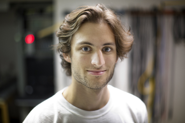 Benjamin Lovitz '15