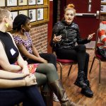 Icona Pop empowers campus women through the 'Icona Talk'