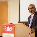Marcus Bruce '77 celebrates appointment to Mays Professorship