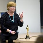 Neither naive nor cynical, Oscar winner Stacey Kabat '85 reflects on her domestic-violence activism