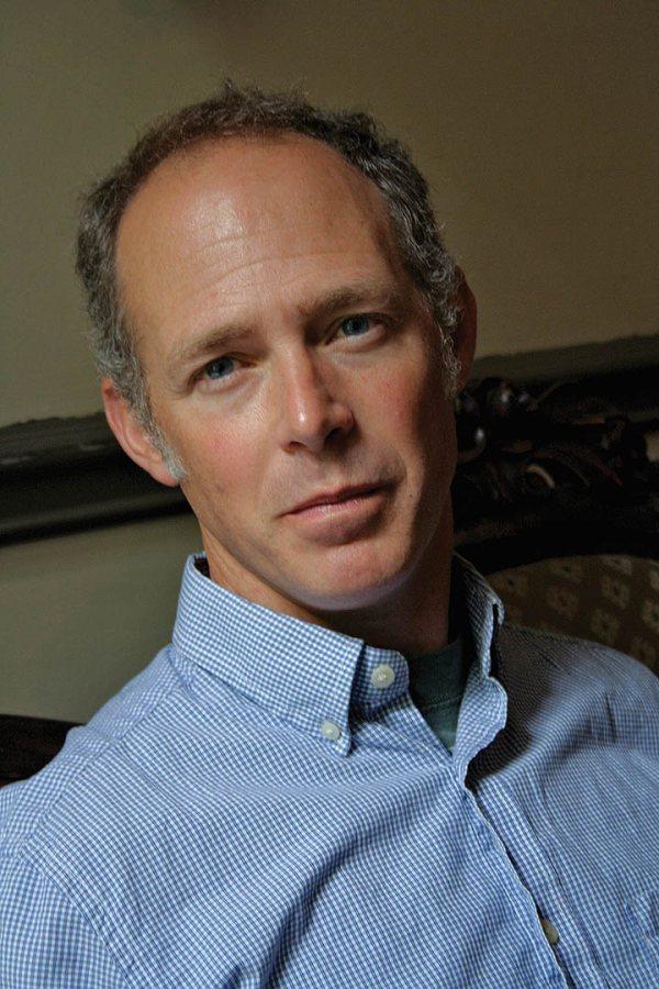 Maine author Brock Clarke. (Jon Hughes/Photopresse)