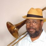 A.J. Johnson leads jazz trio featuring brass, cello, reeds on Jan. 23