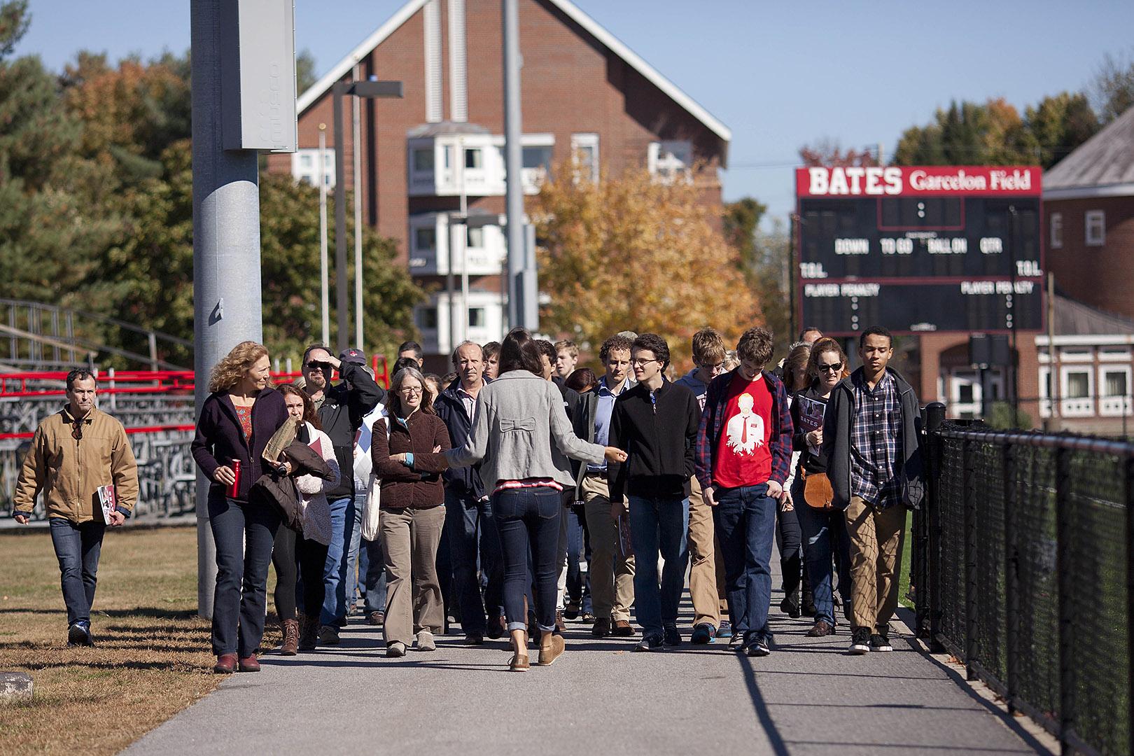Bates College Campus Tour