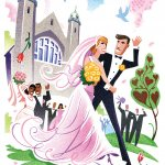 On Valentine's weekend, exploring and exploding the 60 percent alumni marriage myth