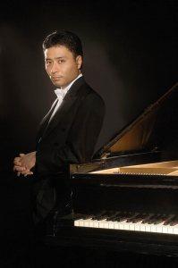 Pianist Jon Nakamatsu. (Christian Steiner)