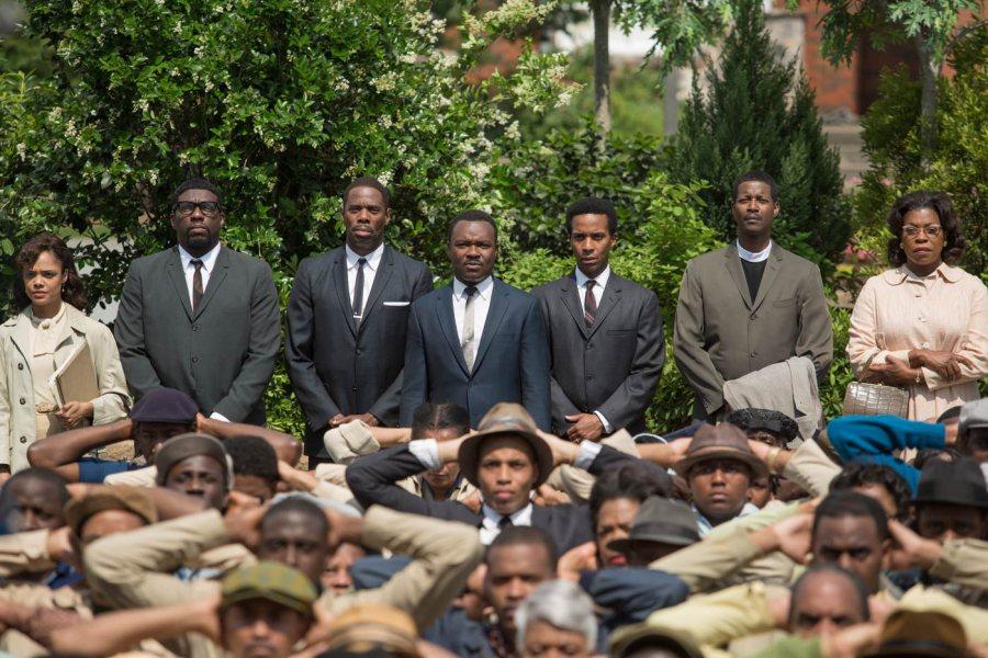 "A scene from Ava DuVernay's film ""Selma."""