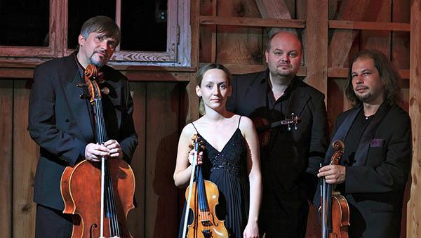 The Szymanowski Quartet.