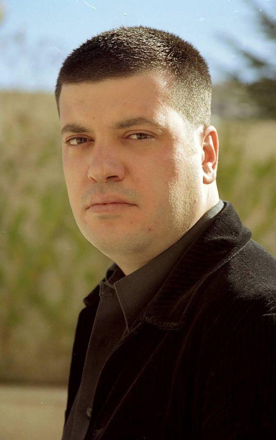 Arab-Israel columnist and screenwriter Sayed Kashua.