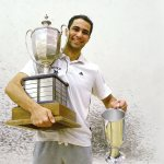 Best in the land: Ahmed Abdel Khalek '16 wins U.S. college squash championship