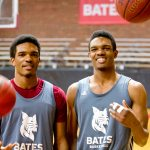 Eight questions for hoops teammates and twins Marcus Delpeche '17 and Malcolm Delpeche '17