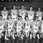 Remembering the big center Jim Sutherland '61 and the Bobcats' NCAA tourney team of 1961