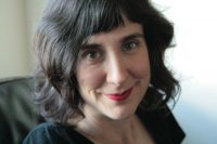 Poet Sinead Morrissey gives a Language Arts Live reading on May 8. (Sam Russica)