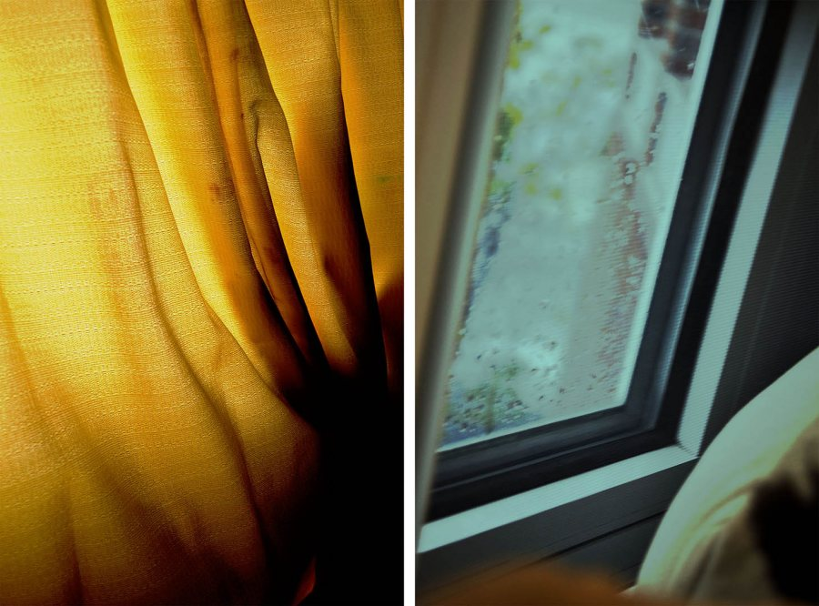 A photographic diptych by Olivia Jacobs '15.