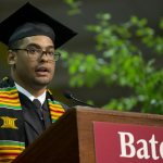 Commencement 2015: Alexander Bolden's senior address