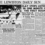50 years ago: Ali, Liston, Lewiston, Bates