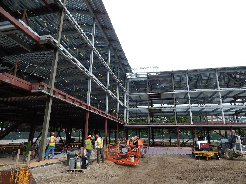 campus construction update  june 10  2015