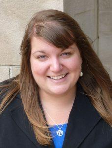 Brittany Longsdorf (Photo courtesy of Boston University)