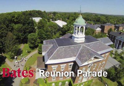 Reunion parade drone 2015