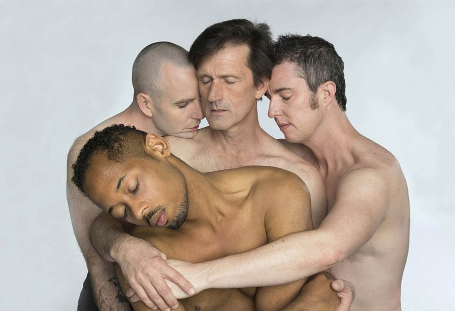"""The Bates Dance Festival presents Sean Dorsey Dance with """"The Missing Generation."""" (Lydia Daniller)"""