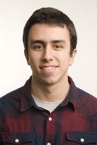 Tiago Correia '17 of Oeiras, Portugal, is one of the five 2015 RISE internship recipients.