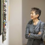 National Endowment for the Arts head Jane Chu sees funding at work at Bates