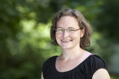 Alison Melnick joined the religious studies faculty as assistant professor in August 2015. (Josh Kuckens/Bates College)