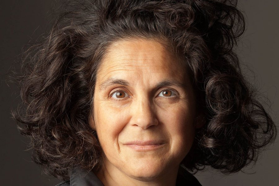 Documentary filmmaker Jennifer Baichwal gives the 2015 Otis Lecture on Oct. 5. (Jim Panou)
