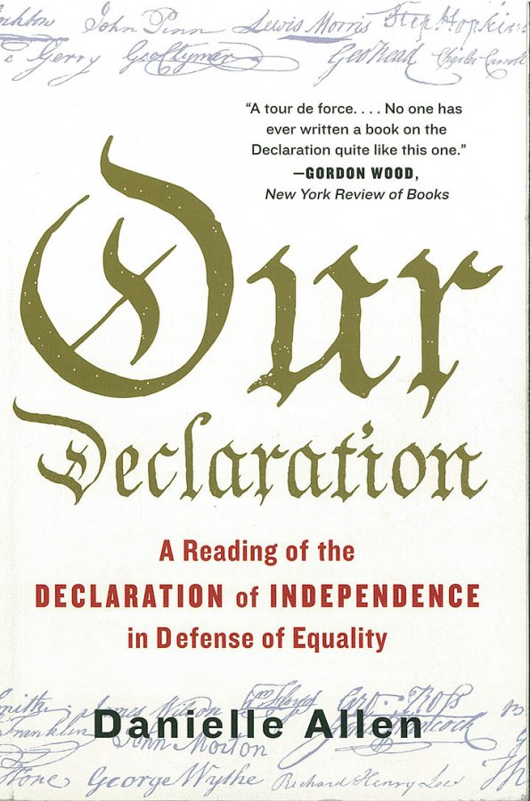 OurDeclaration cover