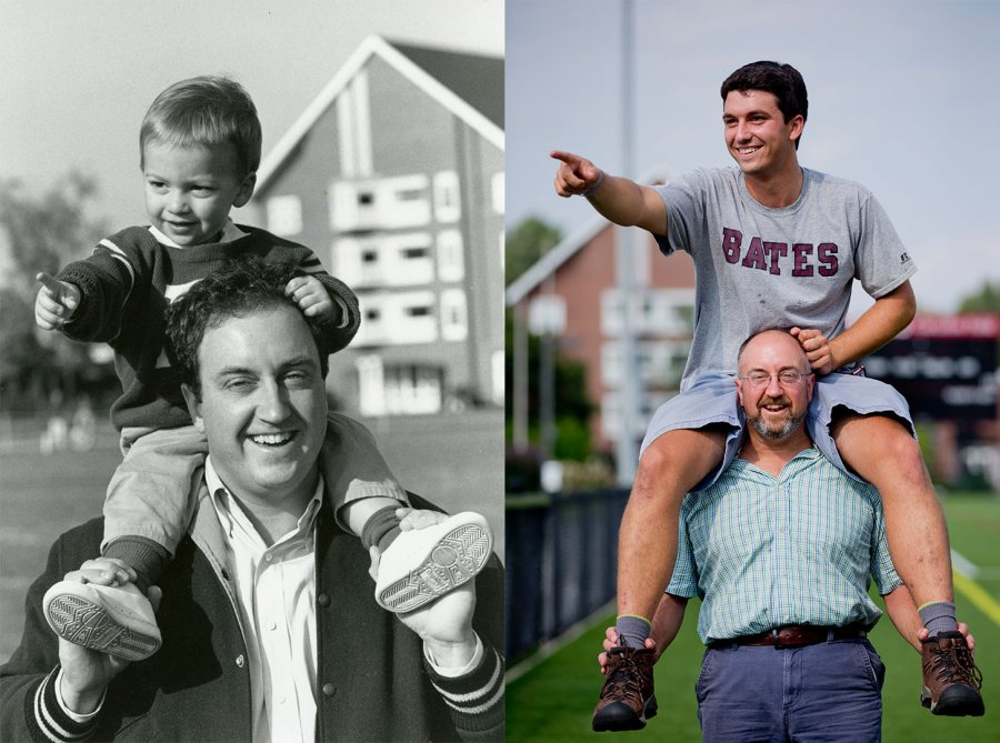father and son Platt 1997 2015