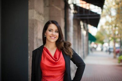 Christina Saunders '06 is a partner in the Denver law firm of Sparkman + Foote.
