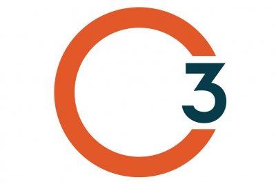 C3 Logo horiz 4 in logo only