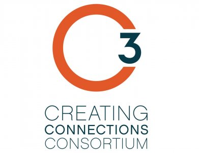 C3 Logo square 4 in print