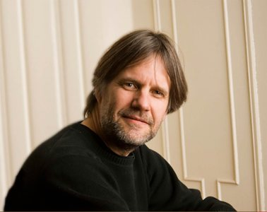 A jazz pianist and composer, Frank Carlberg is a visiting artist at Bates in 2015-16.