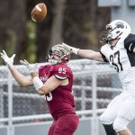 Video: Game highlights from Bates' CBB-clinching 31-0 grid victory vs. Bowdoin